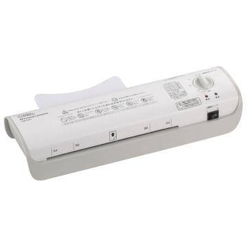 パーソナルラミネーター A4サイズ対応 [品番]00-5653