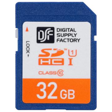 SDHCメモリーカード 32GB 高速データ転送 [品番]01-3053