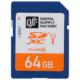 SDXCメモリーカード 64GB 高速データ転送 [品番]01-3054