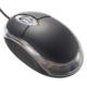 光学式マウス ブラック [品番]01-3927