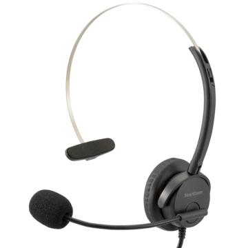 SmartCommUSB片耳ヘッドセット [品番]03-0634