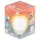 LED電球 ボール電球形 E26 60形相当 電球色 [品番]06-3867