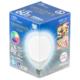 LED電球 ボール電球形 E26 60形相当 昼光色 [品番]06-3868