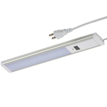 LEDエコスリム センサースイッチ式ライト 5W 昼光色 [品番]06-4184