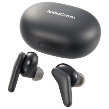 AudioComm 完全ワイヤレスイヤホン [品番]03-2098