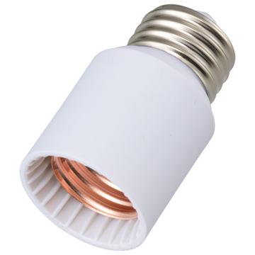照明用ソケットアダプター 口金E26用 35mm延長 [品番]00-7068