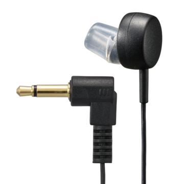 AudioComm片耳ラジオイヤホン モノラル ソフト型 1m [品番]03-0442