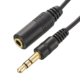 AudioCommオーディオ延長コード φ3.5mmステレオミニプラグ用 1m [品番]03-2727