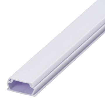 ABSモール 2号 1m ホワイト [品番]00-4157