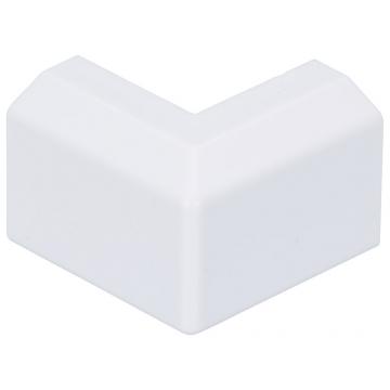 モール用パーツ 出ズミ 2号 白 2個入 [品番]09-2656