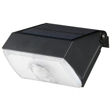 LEDセンサーライト ソーラー式 [品番]06-4294