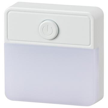 LEDスイッチ式ナイトライト [品番]06-0146