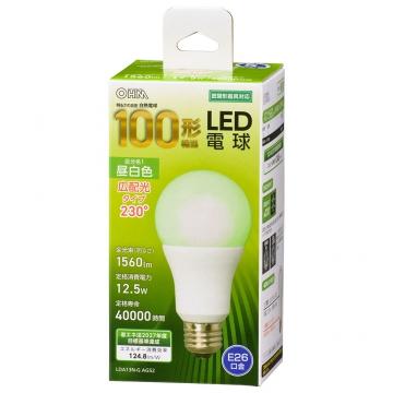 LED電球 E26 100形相当 昼白色 [品番]06-4461