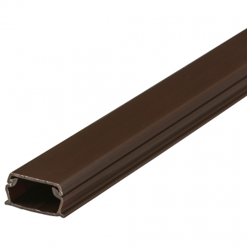 ABSモール2号 1m チョコ [品番]00-4716