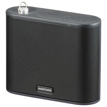 AudioComm ワイヤレスコンパクトスピーカー W200 [品番]03-2300