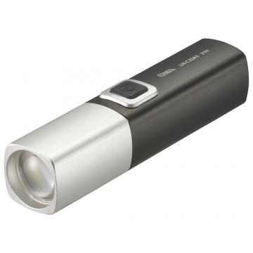 LED充電式ライト 250lm [品番]08-0714
